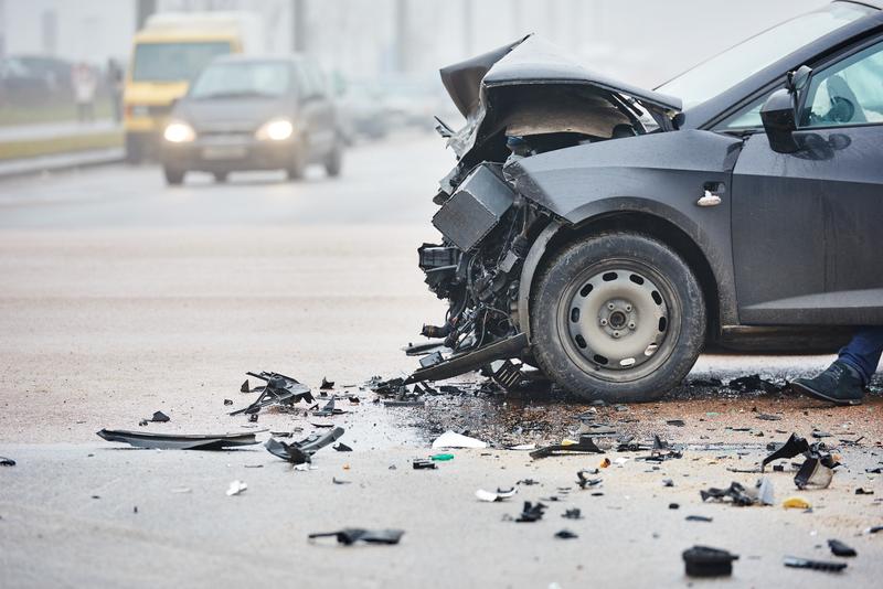 auto unfall was tun