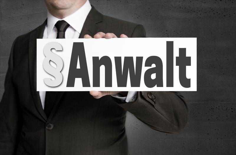 unverschuldeter unfall anwalt nehmen